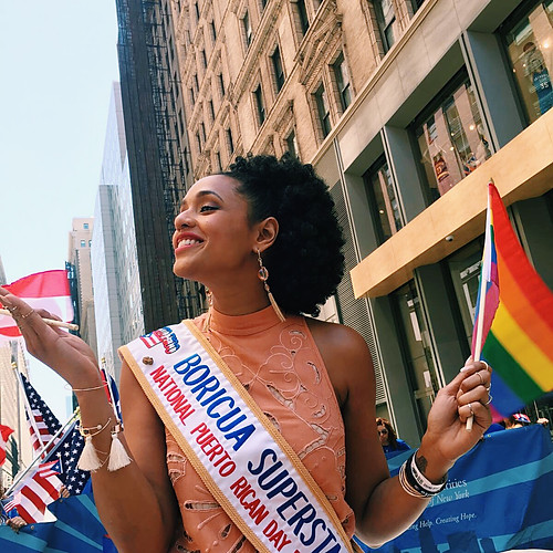 NATIONAL PUERTO RICAN DAY PARADE 2016