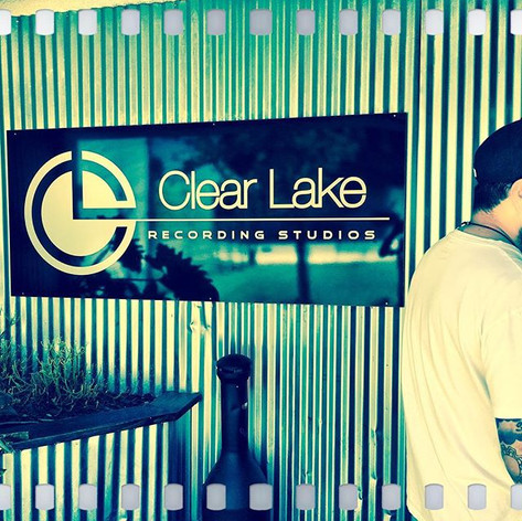 Outside Shot of Clear Lake Recording Studios