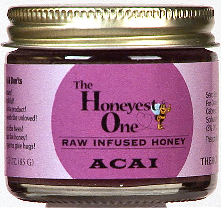 Acai Infused Honey