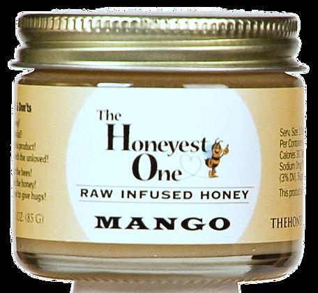Mango Infused Honey