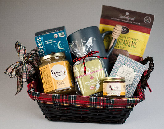Bunches of Honey Basket
