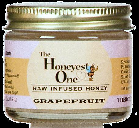 Grapefruit Infused Honey