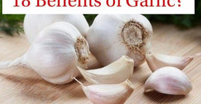18 Unknown benefits of eating garlic in english