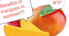 Benefits and side effects of eating mangoes??