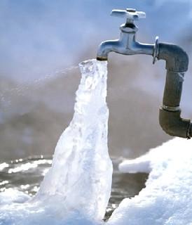 水道管が凍結して破裂したとき、修理代が保険ででるって知ってましたか?