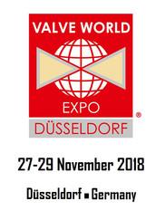 VALVE WORLD EXPO 2018뒤셀도르프 밸브 박람회