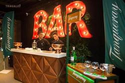 Bar King Mule Ambientado