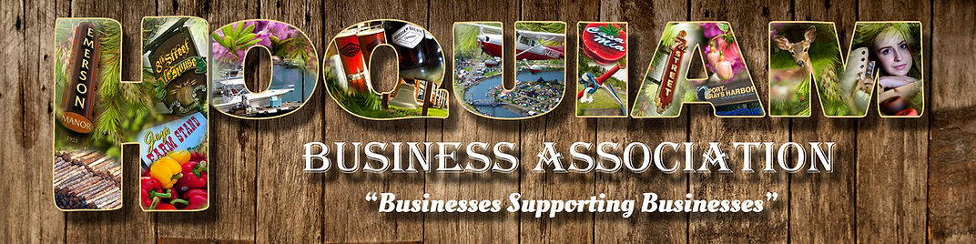 Hoquiam Business Association banner image