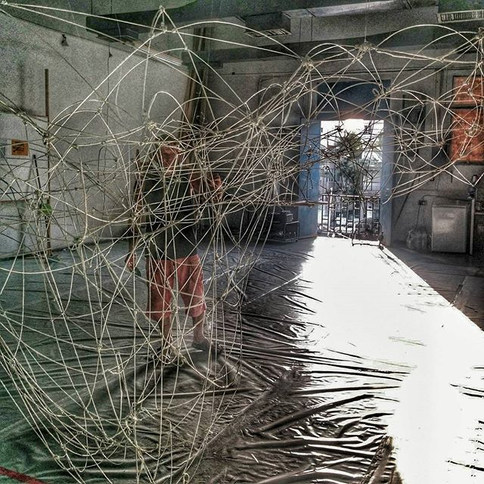 #installationart #artwork #fiberglass #t