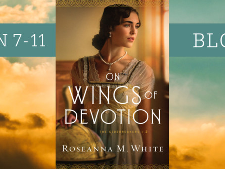 On Wings of Devotion | Blog Tour