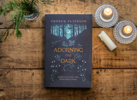 Adorning the Dark | Book Review
