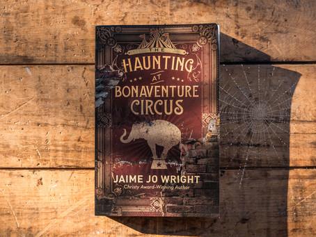 Haunting at Bonaventure Circus | Book Review