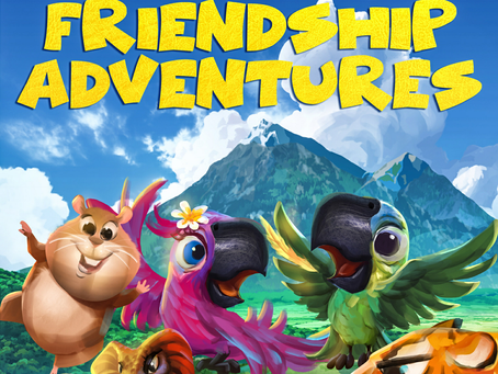 Awesome Friendship Adventures: Return of the Golden Feather