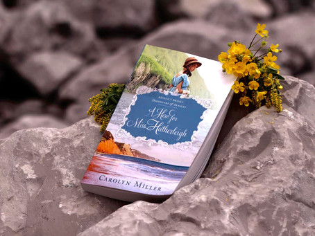 A Hero for Miss Hatherleigh | Book Review and Blog Tour