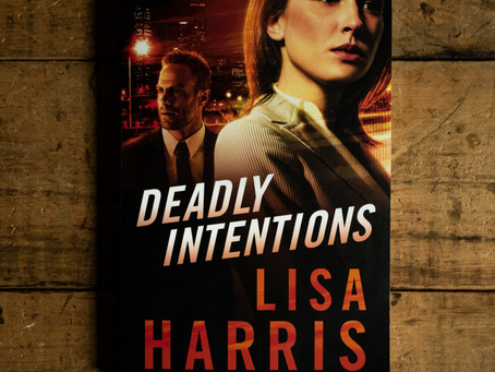 Deadly Intentions | Blog Tour and Review