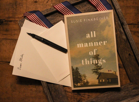 All Manner of Things | Blog Tour