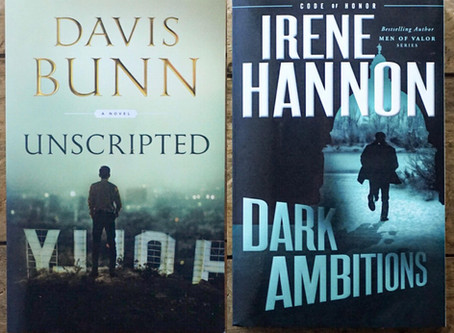 """Two Books, One Post: """"Unscripted"""" and """"Dark Ambitions"""""""