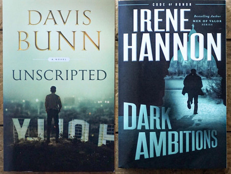 "Two Books, One Post: ""Unscripted"" and ""Dark Ambitions"""