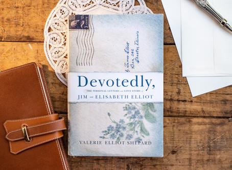 Devotedly, (The Personal Letters and Love Story of Jim and Elisabeth Elliot) | Book Review