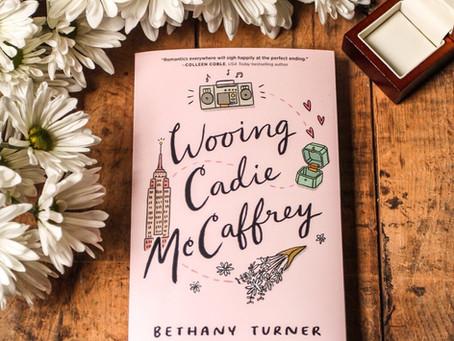 Wooing Cadie McCaffrey | Book Review