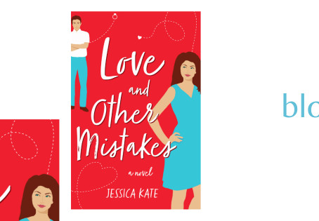 Love and Other Mistakes Blog Tour
