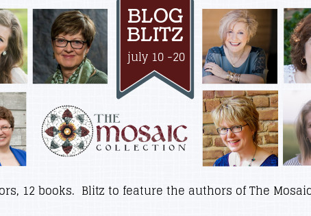 The Mosaic Collection Author Spotlight | Stacy Monson