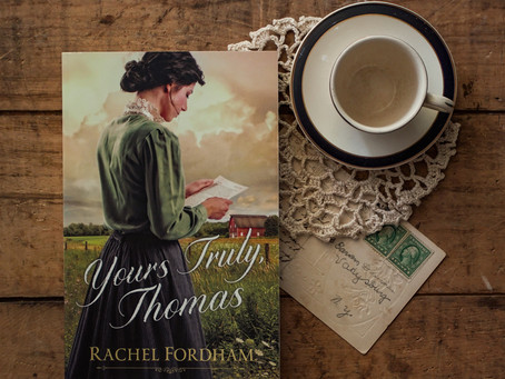 Yours Truly, Thomas | Blog Tour and Book Review