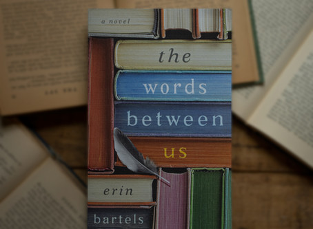 The Words Between Us | Blog Tour