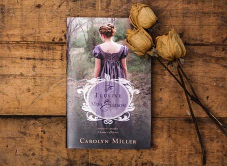 The Elusive Miss Ellison | Book Review