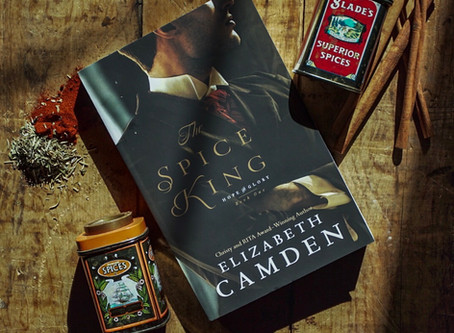 The Spice King | Book Review