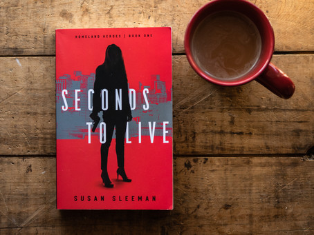 Seconds to Live (Homeland Heroes #1) | Book Review