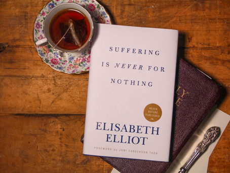 Suffering is Never for Nothing | Book Review