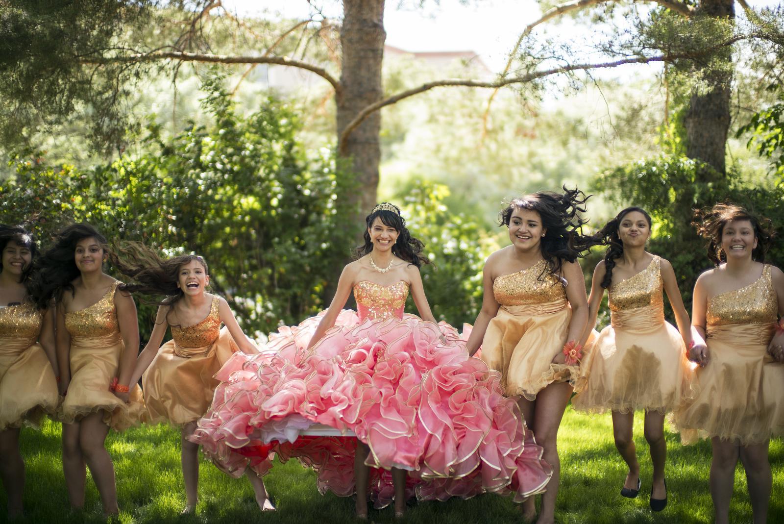 Quinceañeras/Sweet 16 Parties