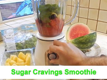 Sugar Cravings Smoothie