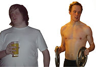 5 stone weight loss of personal trainer client in Sutton Coldfield