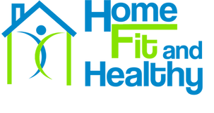 Home Fit and Healthy personal trainer logo