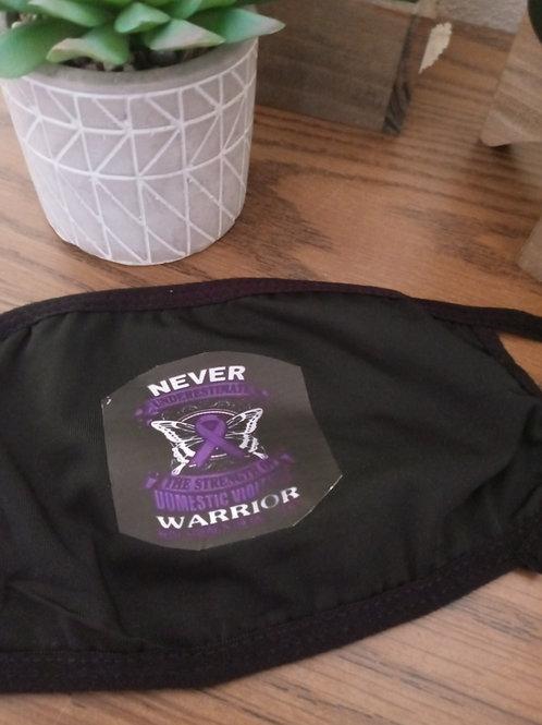 Never...Warrior Mask
