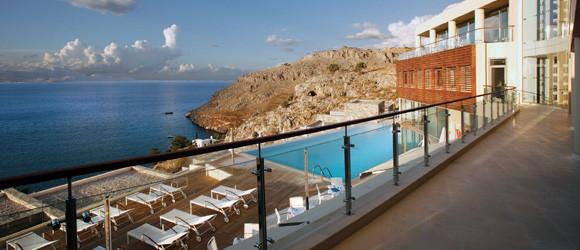 Lindos Blu Luxury Hotel & Suites, Rhodes