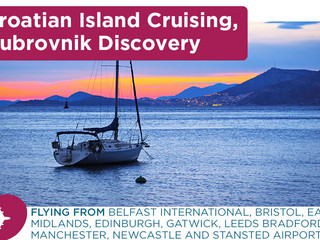 Croatian Island Cruising, Dubrovnik Discovery