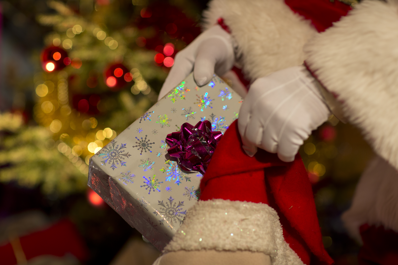 A Treat from Santa