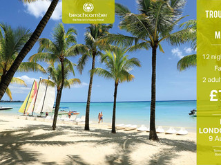 5 Star Mauritius for the whole family at the Trou aux Biches