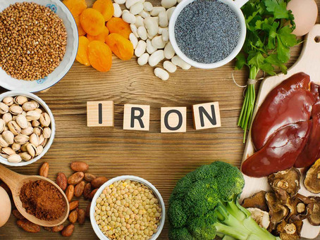 Iron: It's in your Blood
