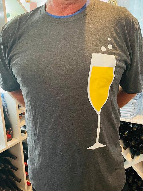 Grey Sarabeth's Mimosa T-Shirt