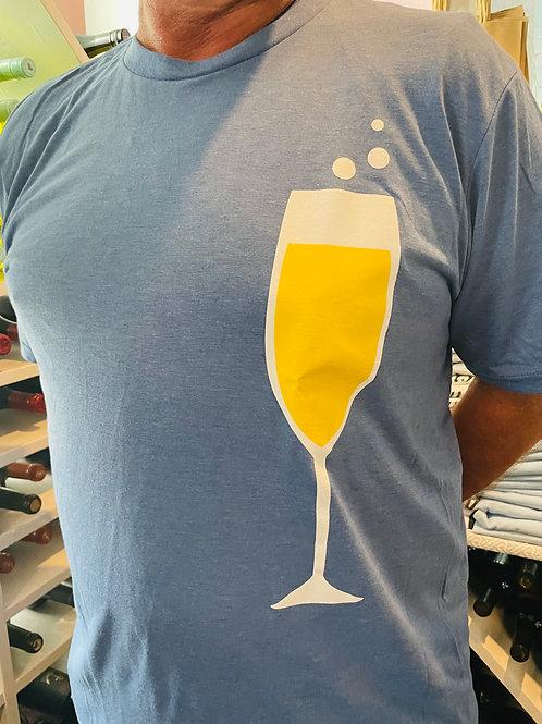 Blue Sarabeth's Mimosa T-Shirt