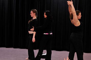 Terrel Presence Training, Elizabeth Terrel