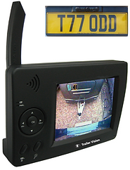 Digi-Lite digital wireless camera system for caravans and hitching
