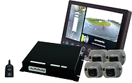 Omni-Vue™ 360 degree vehicle camera system