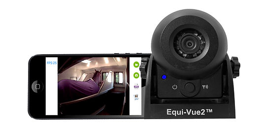 Equi-Vue2 WiFi horsebox camera