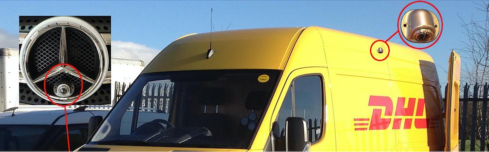 Omni-Van 360 degree vehicle camera system