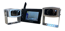 Digi-View™ digital wirless camera system for trailers and vehicles